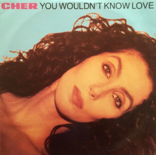 "Cher - You Wouldn't Know Love (12"") (G/EX-)"